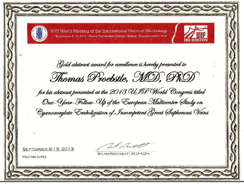 UIP Award